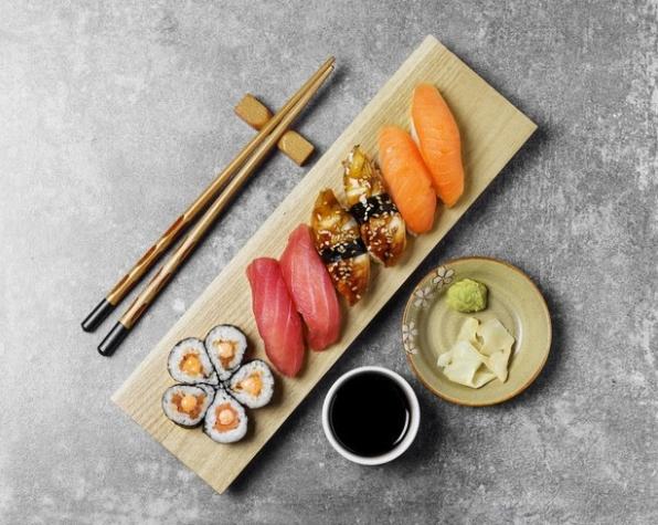 Миф первый. Роллы - традиционное японское блюдо