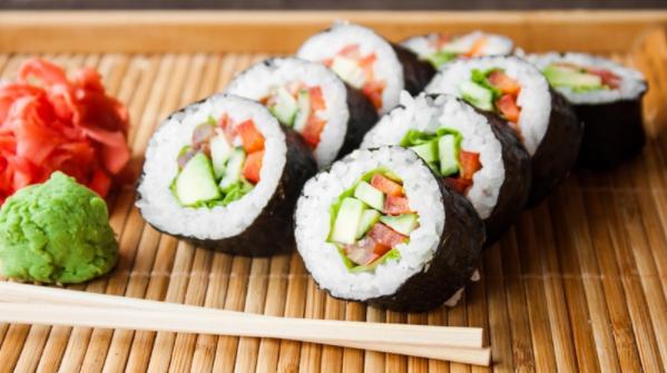 Миф второй. Рыба - главный ингредиент суши и роллов
