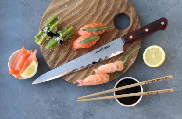 Миф третий. Для суши и роллов всегда используют сырую свежевыловленную рыбу