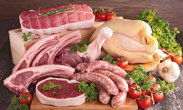М'ясо на зимовому столі
