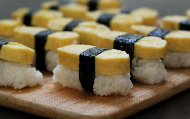 Тамаго-суши